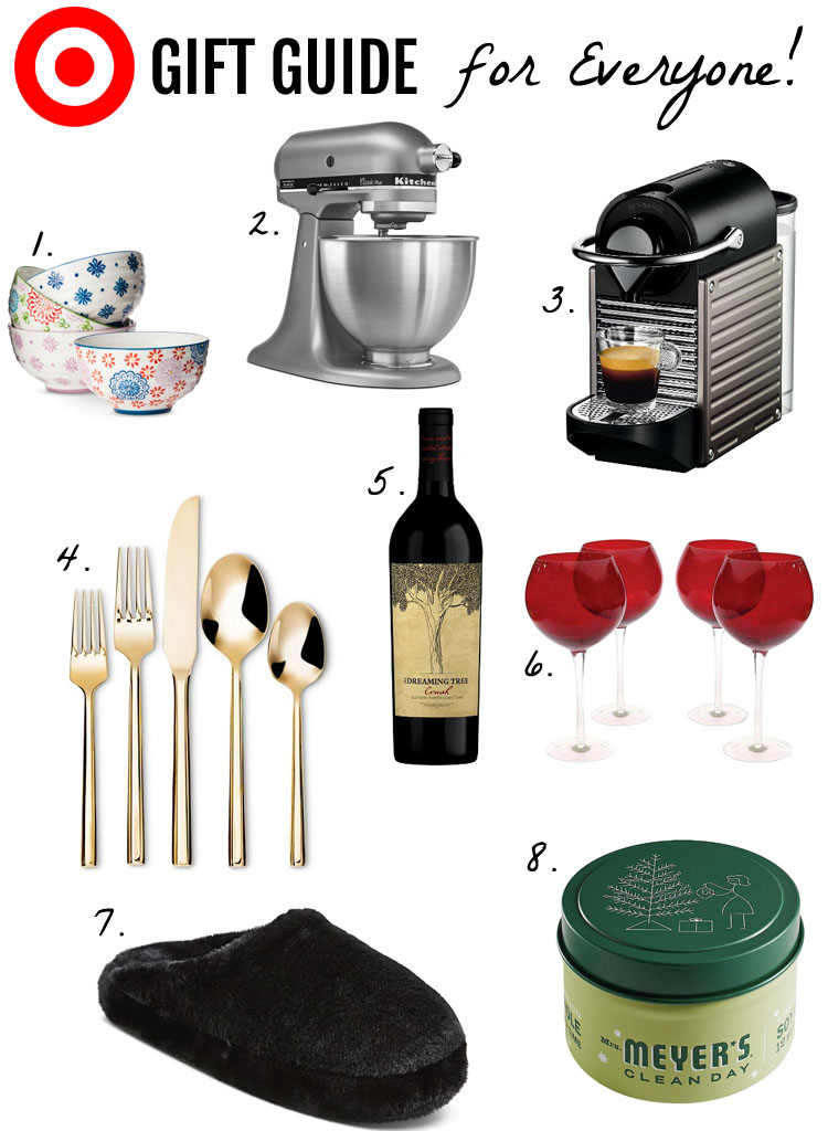 Target Gift Guide 1