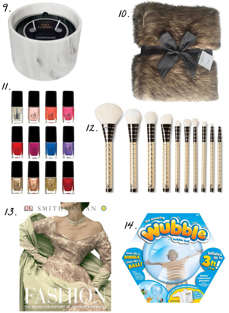Target Gift Guide 2
