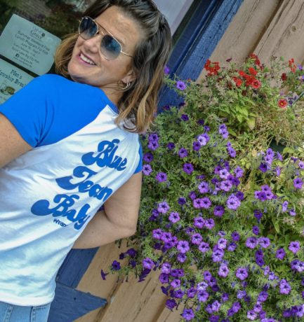 Blue Jean Baby in My Cut Offs–a Fab 40s Post