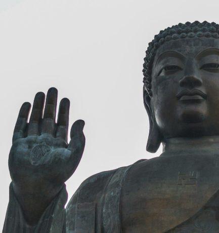 I Love Hong Kong: Big Buddha